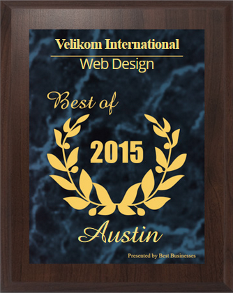 2015 Best Business Web Design