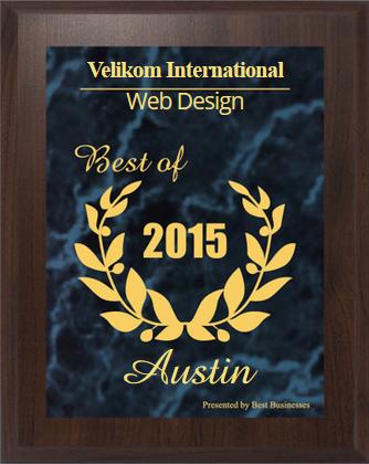 2015 Best Business Web Design